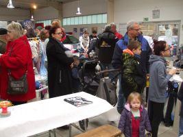 Impressionen vom 2. Kinderbasar im Toyota Autohaus Kirschweiler